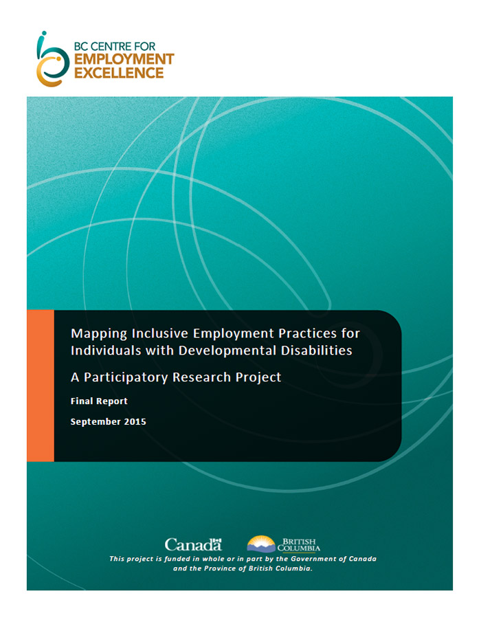 Mapping Inclusive Employment Practices